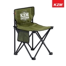 【原廠公司貨】丹大戶外【KAZMI】極簡時尚輕巧折疊椅(橄欖綠) K9T3C001