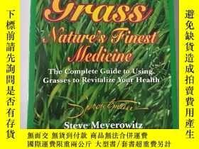 二手書博民逛書店Wheatgrass罕見Nature s Finest Medi
