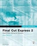 二手書博民逛書店 《Final Cut Express 2》 R2Y ISBN:0321256158