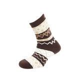 [Polar Star] 保暖雪襪 咖啡 (2064P15614803)