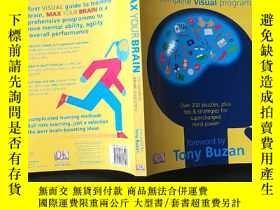 二手書博民逛書店Max罕見Your Brain: The complete visual programmeY427935 J