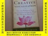 二手書博民逛書店CREATIVE罕見VISUALIZATION: USE POWER OF YOUR IMAGINATION TO