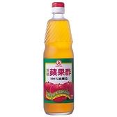 工研無糖蘋果醋600ML【愛買】