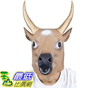 [103美國直購] 公牛頭面具 Giant Animal Masks by Allures & Illusions - Bull Head Costume Mask $985