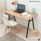 【JL精品工坊】Loft工業風A型工作桌(厚板)限時$1180/電腦桌/立鏡/書桌/辦公桌/辦公椅/螢幕架