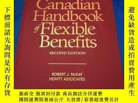 二手書博民逛書店Canadian罕見Handbook of Flexible BenefitsY9757 WILEY 出版