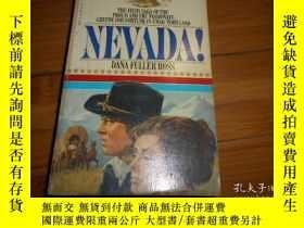 二手書博民逛書店WAGONS罕見WEST, VOLUME 8: NEVADA!Y