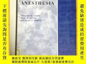 二手書博民逛書店英文書罕見key topics in anesthesia 麻醉重點課題Y16354 詳情見圖片 詳情見圖片