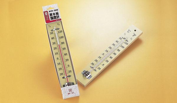 《☆享亮商城☆》JD-I-158(SK-312) 原木室內用溫度計 花蝶牌