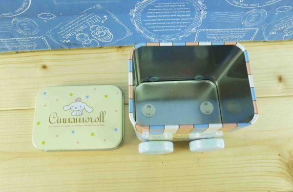 【震撼精品百貨】大耳狗 Cinnamoroll~造型盒-藍麵包