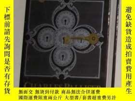 二手書博民逛書店《罕見The Quincunx 》[Hardcover] Cha