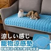 [S號] 寵物涼感平鋪墊 寵物睡墊 寵物涼墊 狗狗涼墊 涼感 降溫 寵物用品 狗墊 貓墊【RS953】