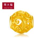 鳳珠黃金路路通串飾/串珠(鳳凰) 周大福 故宮百寶閣系列