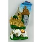 【收藏天地】台灣紀念品專賣*寶島冰箱貼-佛陀紀念館款  磁鐵 送禮 文創