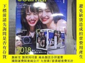 二手書博民逛書店AMUSEMENT罕見JOURNAL 2019 1 (日文雜誌 ) 、Y180897