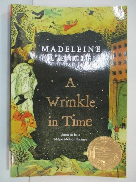 【書寶二手書T1/原文小說_B4I】A Wrinkle in Time_L'Engle