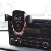 車用手機支架 車載無線充電器iphonexs蘋果max汽車cd口手機支架三星s8車充8plus 解憂