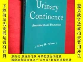 二手書博民逛書店Urinary罕見Continence: Assessment
