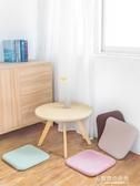 肌理系列方形記憶座墊 四季加厚家飾椅墊海綿坐墊 【快速出貨】