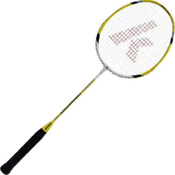 ║KAWASAKI║POWER IMPACT 300羽球拍-黃(含線)羽毛球拍