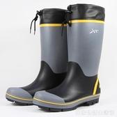 品質秋冬保暖釘底釣魚鞋防水鞋雨防滑舒適磯釣鞋登礁鞋釣魚新裝備 雙十二全館免運