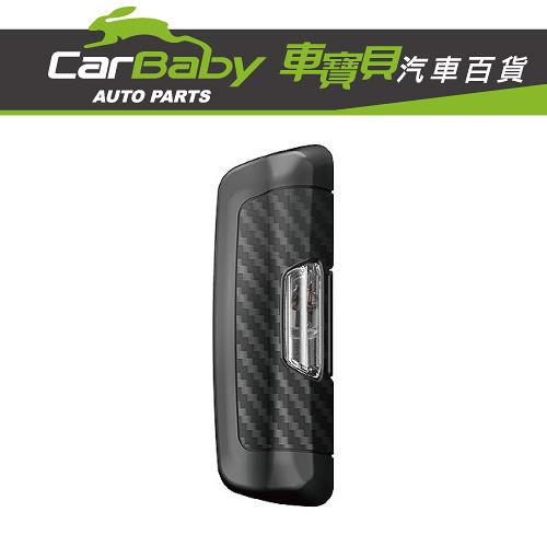 【CARMATE】貼付式靜電消除器-碳纖 DZ464