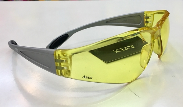 APEX防風眼鏡,032,黃