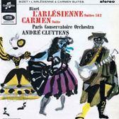 【停看聽音響唱片】【黑膠LP】BIZET L'Arlesienne Suites 1 & 2 Carmen Suite (1LP)