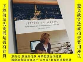 二手書博民逛書店LETTERS罕見FROM PARISY174741 出版201