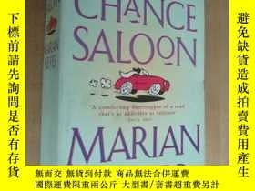 二手書博民逛書店Last罕見Chance SaloonY85718 Marian