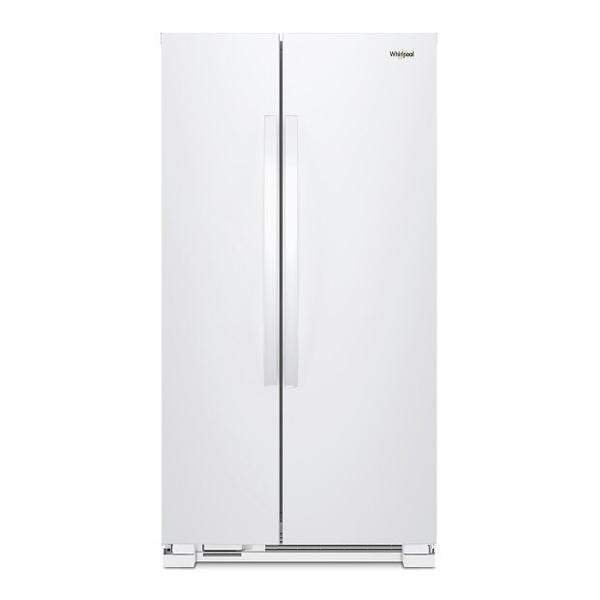 【得意家電】Whirlpool 惠而浦 8WRS21SNHW Space Essential 對開門冰箱(640公升)