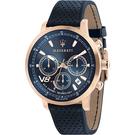 【Maserati 瑪莎拉蒂】/簡約皮帶錶(男錶 女錶 手錶 Watch)/R8871134003/台灣總代理原廠公司貨兩年保固