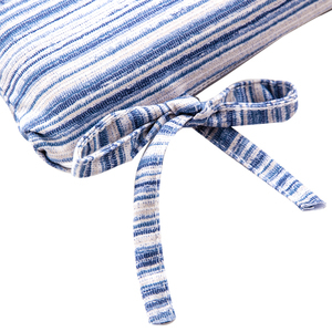 萊卡涼感舒壓坐墊 藍色