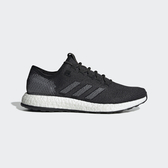 Adidas PureBoost [EE4282] 男鞋 運動 休閒 慢跑 輕量 針織 避震 支撐 愛迪達 黑灰