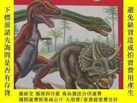 二手書博民逛書店Dinosaurs罕見by Design(恐龍)Y218288
