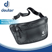 【Deuter 德國 Security Money Belt I 隱藏式錢包《黑》】3910216/貼身錢包/隨身腰包/運動腰包