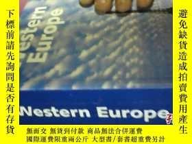 二手書博民逛書店WESTERN罕見EUROPE【西歐】【英文原版】4953 LO