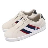 Royal elastics 休閒鞋 Bishop 米白 藍 紅 女鞋 真皮 運動鞋 【ACS】 91712095