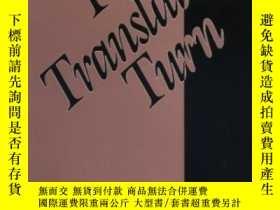二手書博民逛書店The罕見Translator s Turn (parallax