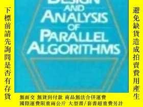 二手書博民逛書店The罕見Design And Analysis Of Parallel AlgorithmsY364682
