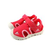 adidas CAPTAIN TOEY K 涼鞋 水陸鞋 粉紅色 童鞋 BC0702 no681