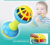 手搖鈴玩具嬰兒童0-1歲寶寶手抓可咬軟膠男孩女孩3-6-12個月8益智    琉璃美衣