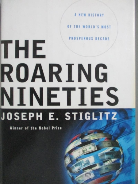 【書寶二手書T4/歷史_ZBQ】The Roaring Nineties-A New History of the Wo