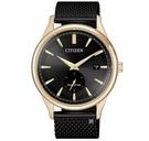 CITIZEN 星辰 光動能 小秒針 米蘭帶腕錶 BV1116-80E