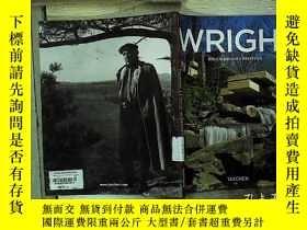 二手書博民逛書店WRIGHT罕見賴特(466)Y180897 Bruce Bro