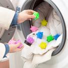 護洗球 不打結 洗衣球 魔力洗護球 防纏繞 洗衣服 清潔球 PVC 洗衣球(小-1入)【S049】生活家精品