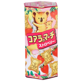 樂天 小熊餅乾-草莓 41g【屈臣氏】