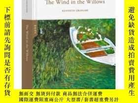 二手書博民逛書店柳林風聲The罕見Wind in the Willows(全英文