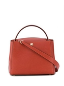 ■專櫃77折■全新真品■Valextra 義大利頂級品牌中款 Brera 包 紅色