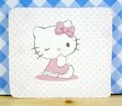 【震撼精品百貨】Hello Kitty 凱蒂貓~kitty小卡片~KITTY側坐